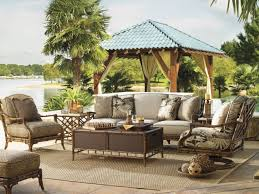 outdoor seating furniture ideas. stunning tommy bahama outdoor furniture ideas backyard patio lake view with rustic tropical design inspiration seating