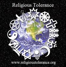 world religions religious tolerance web site logo