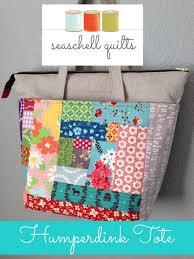 Tote Bag Pattern: Quilters Tote Bag Pattern & Name: 'Quilting : Humperdink Tote Bag Adamdwight.com