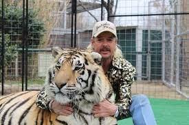 Tiger King Joe Exotic would seek ...