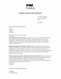 20 Education Cover Letter Template | Best Of Resume Example