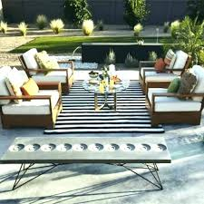blue white striped outdoor rug red and griffin border decorating enchanting fabulous recycled black u