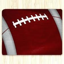 post navigation football area rug