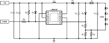 step dimming led driver wiring diagram wiring diagrams led driver circuit diagram pwm wiring schematics and diagrams