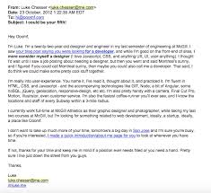 Email Example For Sending Resumes Why I Didnt Look At Your Resume Crew Dispatch Medium