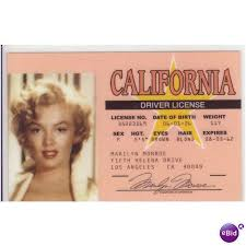 Fun Drivers Ebid 64107374 It Like Some United Hot Monroe License States Marilyn On