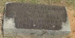 """Sarah Elizabeth """"Sallie"""" Keenan Bell (1885-1949) - Find A Grave ..."""