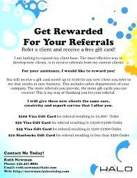 Customer Referral Program Template Customer Referral Program