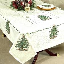 oval tablecloth