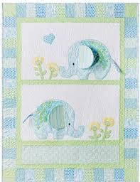 Bobo Elephants Baby Quilt To Charm The Socks Off Everyone ... & Bobo baby quilt pattern 3d ears Adamdwight.com
