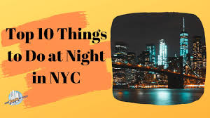 There are pictures for many different topics including people, places and different times of the year. 40 Things To Do At Night In New York City For Tourists And Visitors