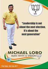 Michael Lobo Election Brochure By Michael Lobo Calangute Mla - Issuu