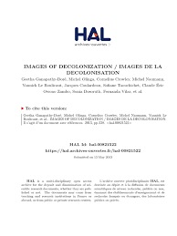 Images Of Decolonization Colonialism Postcolonialism
