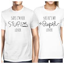 Opposites Male Female Symbols Matching Couples Shirts Funny Gifts
