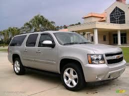 2007 Silver Birch Metallic Chevrolet Suburban 1500 LT 4x4 ...