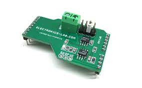 Type K Thermocouple Sensor Amplifier Arduino Shield - Electronics-Lab.com