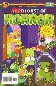 Simpsons Treehouse Of Horror 20  Carteles E Ilustraciones The Simpsons Treehouse Of Horror 20