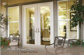 french doors patio exterior french