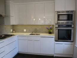 ikea modern kitchen. IKEA Kitchen Abstrakt White Custom In Manhattan Modern-kitchen Ikea Modern