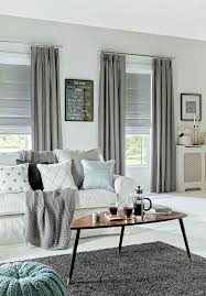 roman blinds and curtains. Modren Curtains Fresh Blinds And Curtains And Best 20 Ideas On Home Decor  Neutral Apartment With Roman O