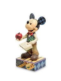 Статуэтка <b>Микки</b> Маус учитель (Школьный урок) <b>Disney</b> Traditions ...