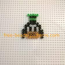 Mini Perler Bead Patterns Custom Work Photos Disney Goofy Perler Beads Hama Beads Mini 48 Free