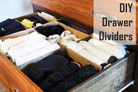 diy drawer dividers in 15 minutes or less cardboard divider cover unit cabinet and organization boxes