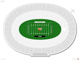 Ou Texas Seating Chart Cotton Bowl Seating Guide Rateyourseats Com