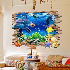 <b>NEW Creative wall</b> sticker 3D three dimensional wall stickers The ...