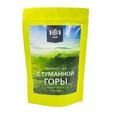 <b>Чай зеленый С туманной</b> горы, 100 гр.