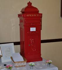 How To Decorate A Wedding Post Box Chair Covers Balloons Wedding and Party Decoration 79