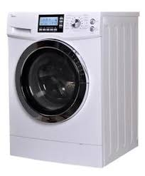 best compact washer.  Washer Midea MFL70D1211S 2 Cuft Washing Machine With Dryer In Best Compact Washer S