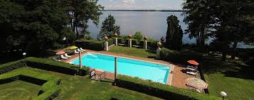 At hotels, on the other hand, you can enter your room only through a hall inside the. Geneva On The Lake Boutique Resort Hotel Restaurant Gardens Ny