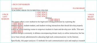 Apa 6 0 Format Example Format The Abstract Page In Apa Style 6th Edition Owlcation