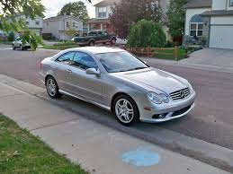 03 New to me CLK55 - MBWorld.org Forums
