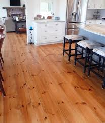 red pine home wood flooring