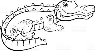 Small Picture Cute Coloring Pages Of AlligatorsColoringPrintable Coloring