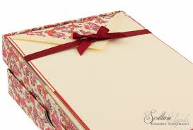 Writing paper & envelopes