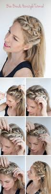 Very Easy Cute Hairstyles Craftionary