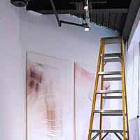 gallery track lighting. art gallery track lighting design