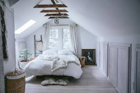 Attic Bedroom A Dreamy Attic Bedroom Makeover Daily Dream Decor