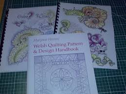 Welsh Quilting Pattern And Design Handbook Ferret Fabrications