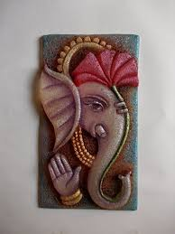 3d mural art rajasthani face mural google search on ganesh 3d wall art with 3d mural art rajasthani face mural google search 3d murals