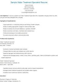 Community Outreach Specialist Sample Resume