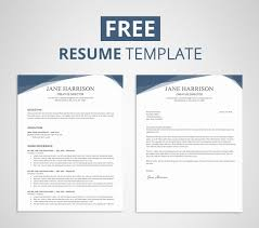 Resume Template Word Download Example Wfacca