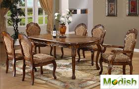 dining table chair set antique larger image