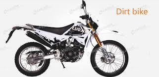 luojia 200cc dirt bike