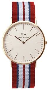 <b>Наручные часы</b> Daniel Wellington Classic Exeter <b>gold</b> — купить по ...