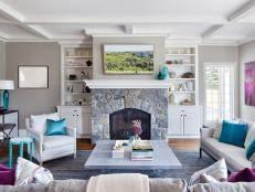 Contemporary Family Home Designed for Entertaining
