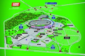 Richmond Amphitheater Seating Chart Richmond Raceway Complex Richmond Raceway Complex